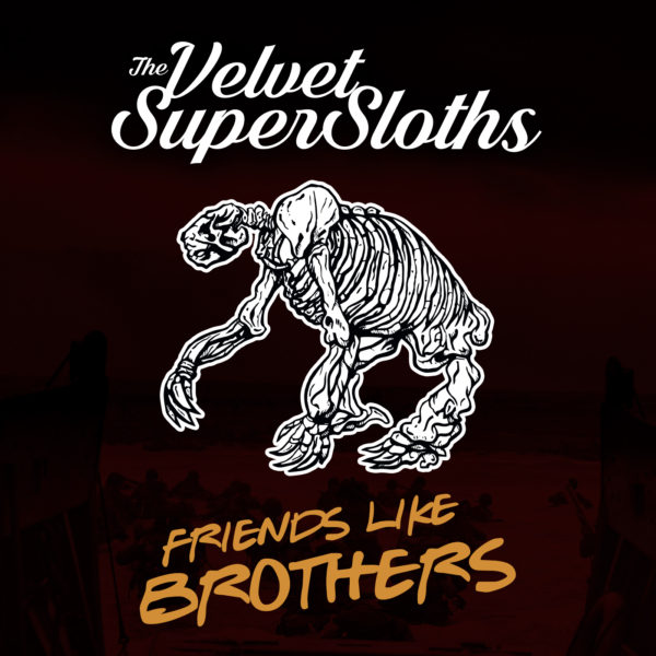 Cover art - Friends Like Brothers