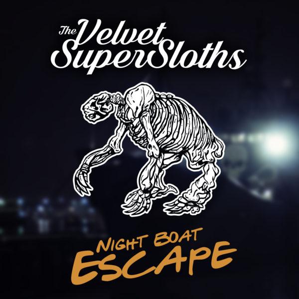 Cover art - Night Boat Escape