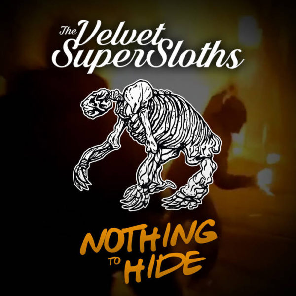 Cover art - Nothing to Hide